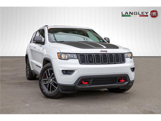 2018 Jeep Grand Cherokee Trailhawk (Stk: LF6993) in Surrey - Image 1 of 25