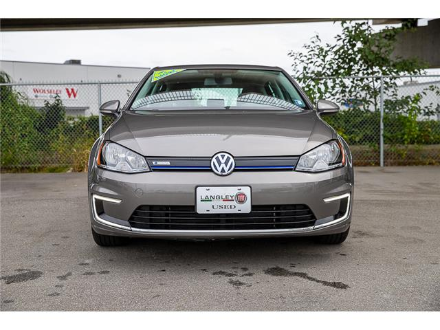 2016 Volkswagen e-Golf SE (Stk: LF5523) in Surrey - Image 2 of 23