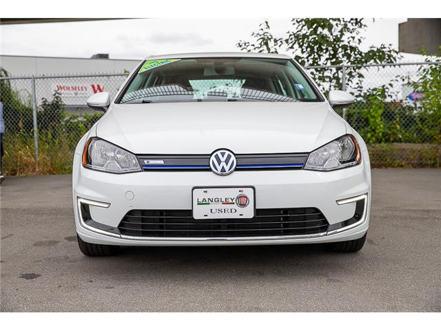 2016 Volkswagen e-Golf SE (Stk: LF5434) in Surrey - Image 2 of 24