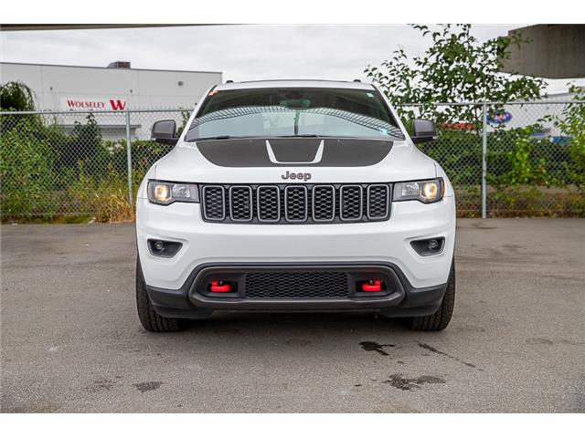 2018 Jeep Grand Cherokee Trailhawk (Stk: LF6993) in Surrey - Image 2 of 25
