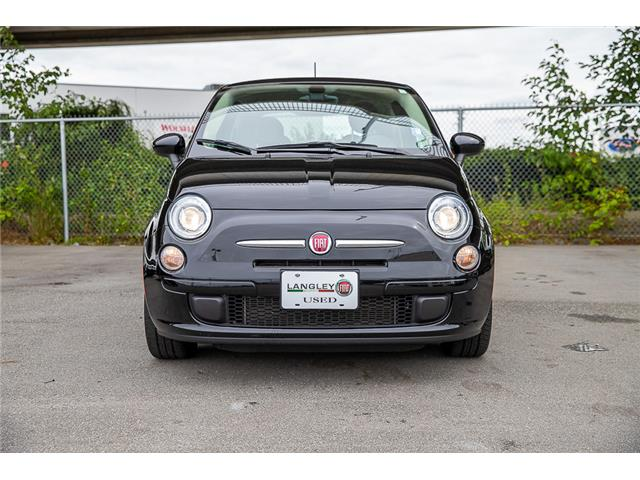 2016 Fiat 500 Pop (Stk: LF009740BB) in Surrey - Image 2 of 20
