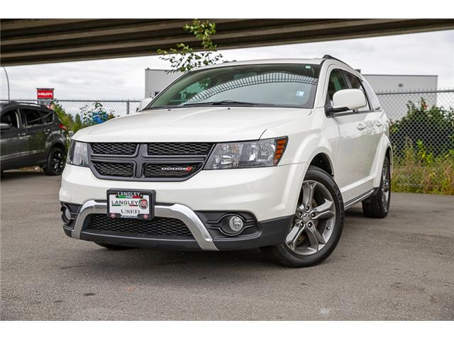 2017 Dodge Journey Crossroad (Stk: LF5422) in Surrey - Image 3 of 25