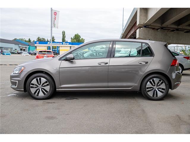 2016 Volkswagen e-Golf SE (Stk: LF5523) in Surrey - Image 4 of 23