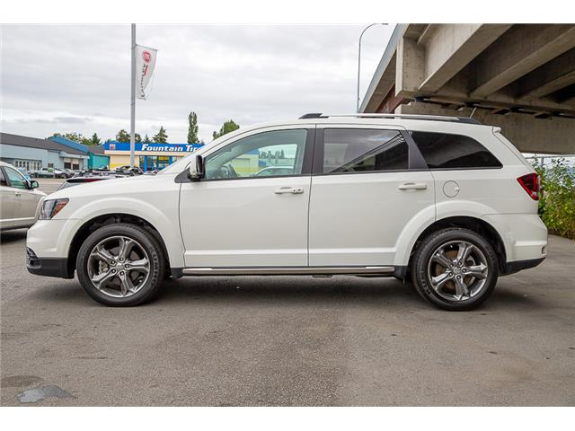 2017 Dodge Journey Crossroad (Stk: LF5422) in Surrey - Image 4 of 25