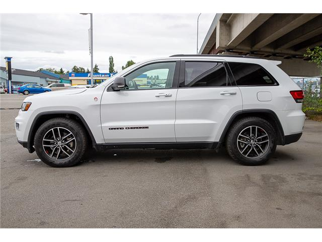 2018 Jeep Grand Cherokee Trailhawk (Stk: LF6993) in Surrey - Image 4 of 25