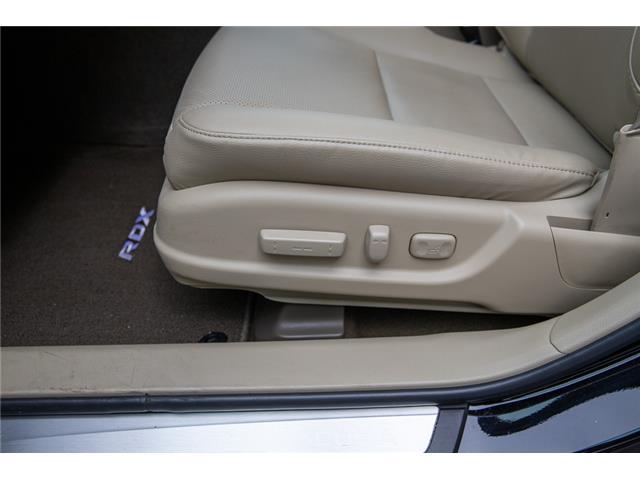 2018 Acura RDX Tech (Stk: LF009740B) in Surrey - Image 16 of 26