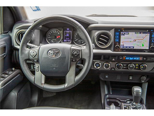 2017 Toyota Tacoma TRD OFFROAD (Stk: LF1560A) in Surrey - Image 12 of 25