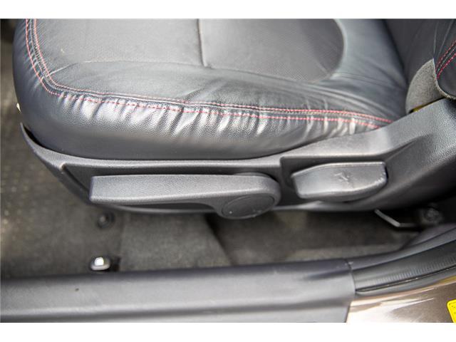 2012 Kia Forte5 2.4L SX Luxury (Stk: K774471B) in Surrey - Image 16 of 25