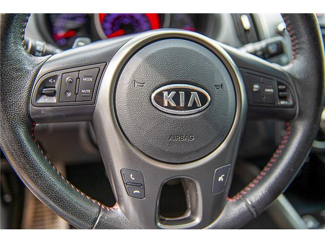2012 Kia Forte5 2.4L SX Luxury (Stk: K774471B) in Surrey - Image 17 of 25