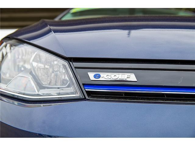 2016 Volkswagen e-Golf SE (Stk: LF3819) in Surrey - Image 6 of 23