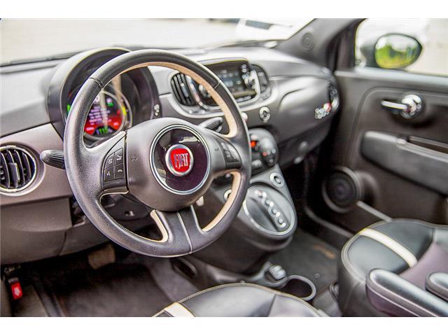 2016 Fiat 500e  (Stk: LF3629) in Surrey - Image 9 of 18