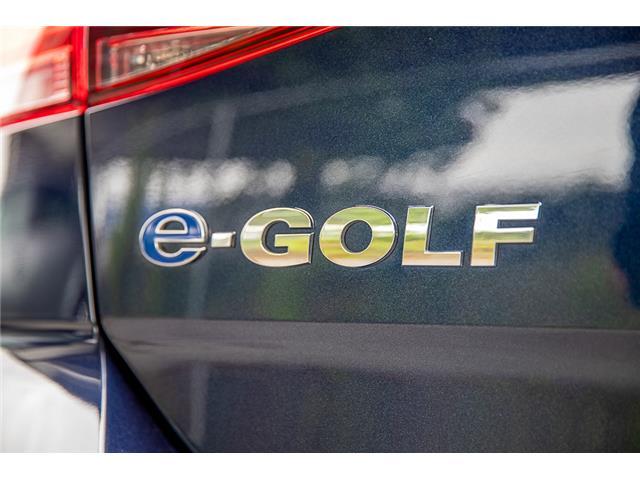 2016 Volkswagen e-Golf SE (Stk: LF3819) in Surrey - Image 7 of 23