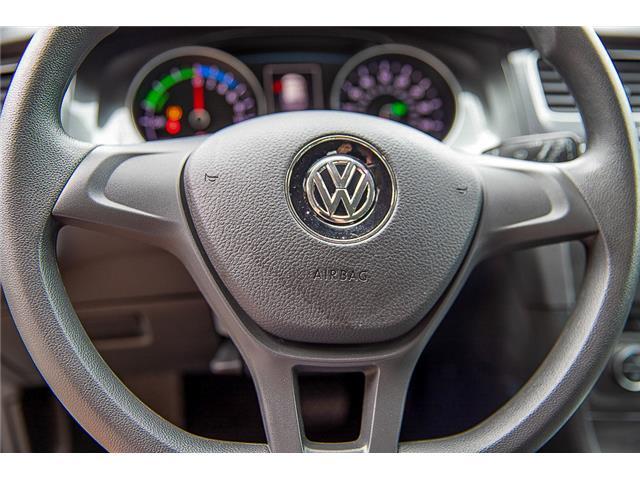 2016 Volkswagen e-Golf SE (Stk: LF3819) in Surrey - Image 9 of 23