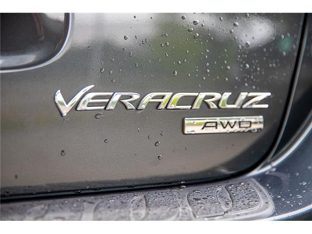 2012 Hyundai Veracruz GLS (Stk: LF4725A) in Surrey - Image 6 of 22