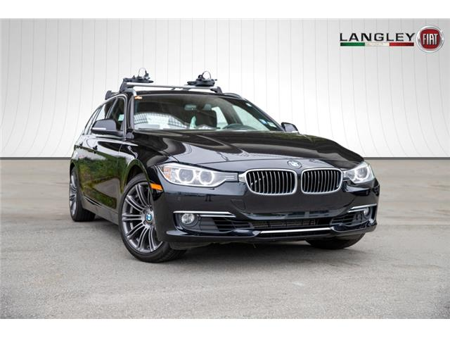2015 BMW 328i xDrive Touring (Stk: LF010400A) in Surrey - Image 1 of 24