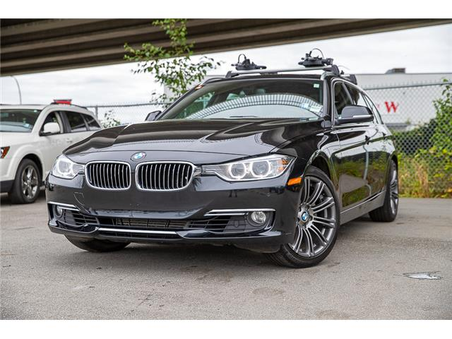 2015 BMW 328i xDrive Touring (Stk: LF010400A) in Surrey - Image 2 of 24