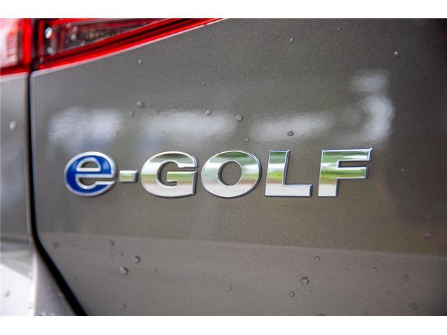 2016 Volkswagen e-Golf SE (Stk: LF5523) in Surrey - Image 6 of 23