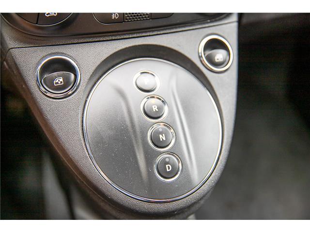 2016 Fiat 500e  (Stk: LF3629) in Surrey - Image 15 of 18