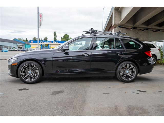 2015 BMW 328i xDrive Touring (Stk: LF010400A) in Surrey - Image 3 of 24