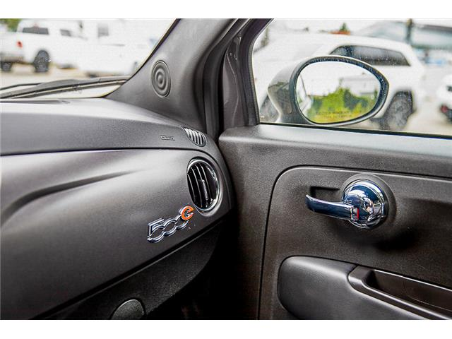 2016 Fiat 500e  (Stk: LF3629) in Surrey - Image 16 of 18