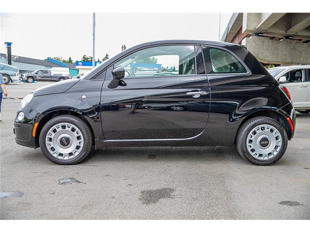 2016 Fiat 500 Pop (Stk: LF009740BB) in Surrey - Image 4 of 20