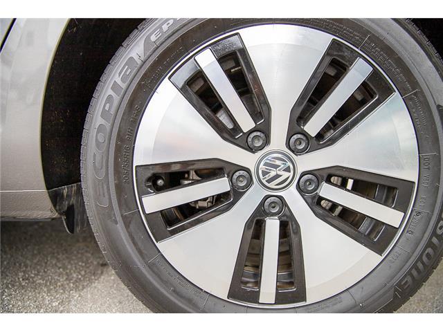 2016 Volkswagen e-Golf SE (Stk: LF5523) in Surrey - Image 7 of 23