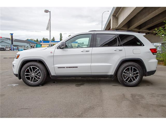 2018 Jeep Grand Cherokee Trailhawk (Stk: LF8013) in Surrey - Image 4 of 26