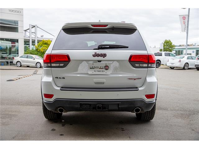 2018 Jeep Grand Cherokee Trailhawk (Stk: LF8013) in Surrey - Image 5 of 26