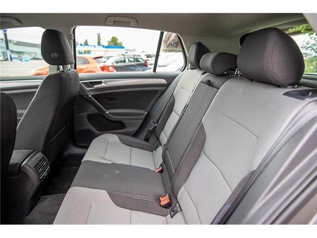 2016 Volkswagen e-Golf SE (Stk: LF5523) in Surrey - Image 10 of 23