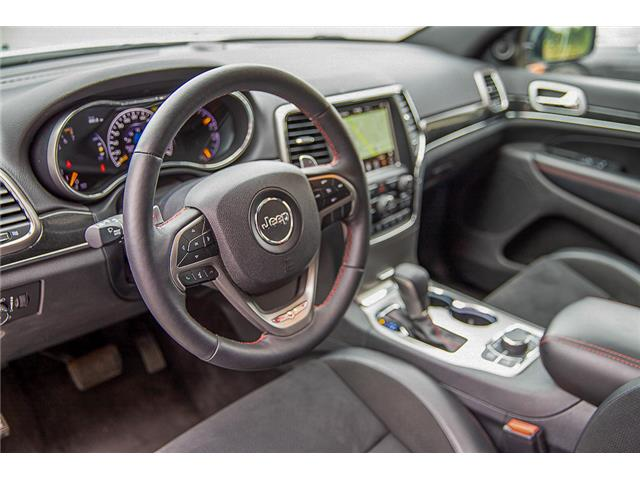 2018 Jeep Grand Cherokee Trailhawk (Stk: LF6993) in Surrey - Image 10 of 25