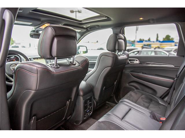2018 Jeep Grand Cherokee Trailhawk (Stk: LF6993) in Surrey - Image 11 of 25