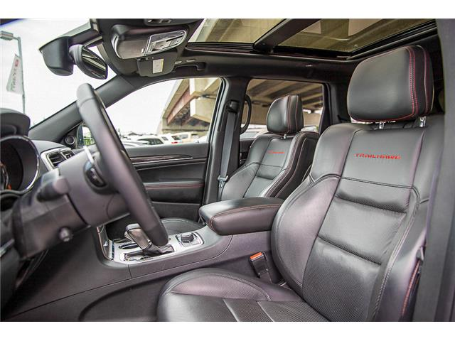 2018 Jeep Grand Cherokee Trailhawk (Stk: LF8013) in Surrey - Image 8 of 26