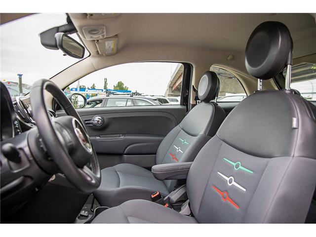 2016 Fiat 500 Pop (Stk: LF009740BB) in Surrey - Image 8 of 20