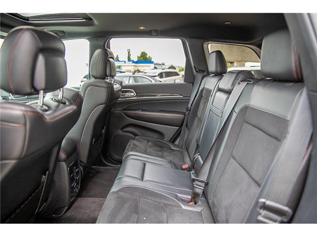 2018 Jeep Grand Cherokee Trailhawk (Stk: LF6993) in Surrey - Image 12 of 25