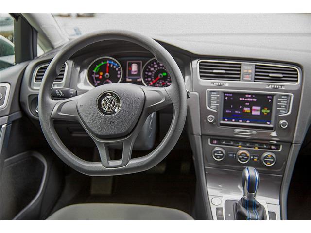 2016 Volkswagen e-Golf SE (Stk: LF5523) in Surrey - Image 13 of 23