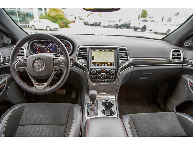 2018 Jeep Grand Cherokee Trailhawk (Stk: LF6993) in Surrey - Image 13 of 25