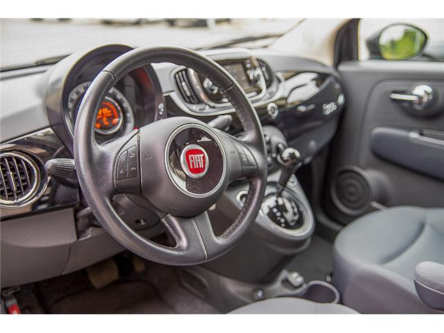 2016 Fiat 500 Pop (Stk: LF009740BB) in Surrey - Image 9 of 20