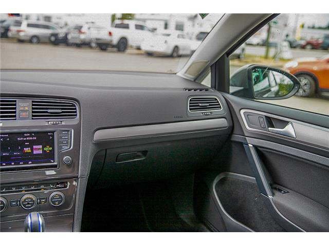 2016 Volkswagen e-Golf SE (Stk: LF5523) in Surrey - Image 14 of 23