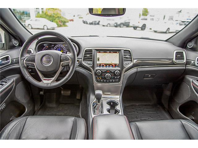 2018 Jeep Grand Cherokee Trailhawk (Stk: LF8013) in Surrey - Image 12 of 26