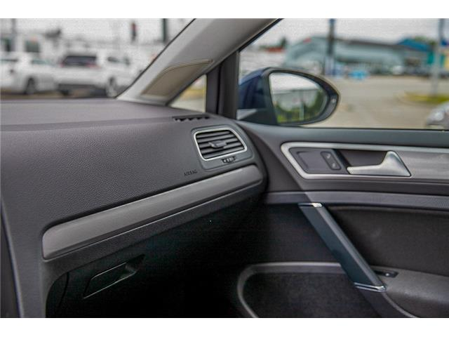 2016 Volkswagen e-Golf SE (Stk: LF3819) in Surrey - Image 22 of 23