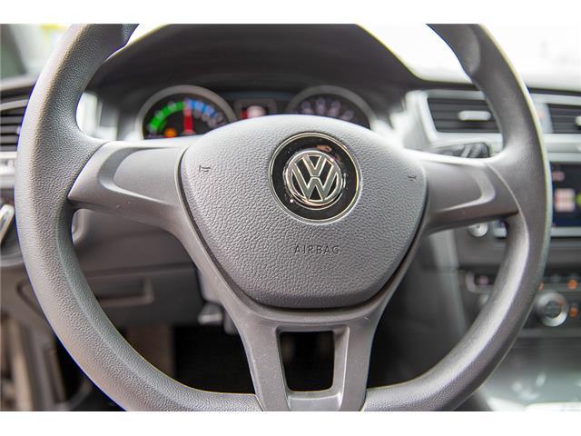 2016 Volkswagen e-Golf SE (Stk: LF5523) in Surrey - Image 17 of 23