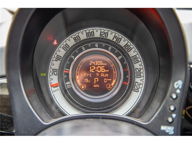 2016 Fiat 500 Pop (Stk: LF009740BB) in Surrey - Image 15 of 20