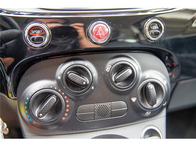 2016 Fiat 500 Pop (Stk: LF009740BB) in Surrey - Image 17 of 20
