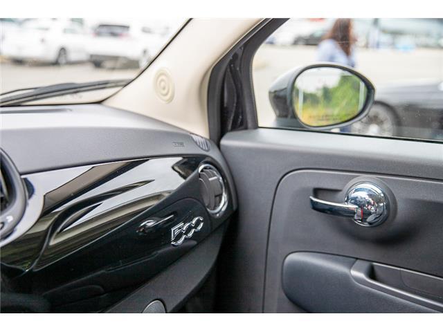 2016 Fiat 500 Pop (Stk: LF009740BB) in Surrey - Image 18 of 20