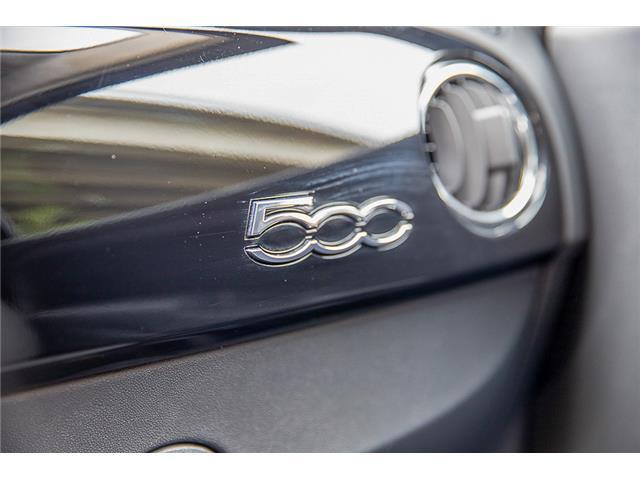 2016 Fiat 500 Pop (Stk: LF009740BB) in Surrey - Image 19 of 20