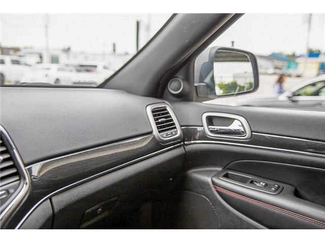 2018 Jeep Grand Cherokee Trailhawk (Stk: LF8013) in Surrey - Image 24 of 26
