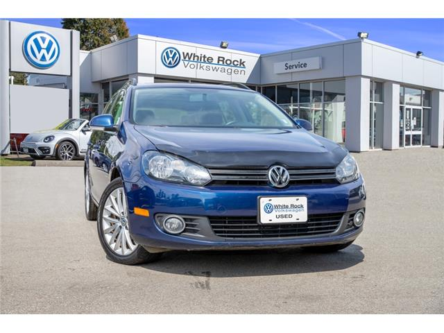 2014 Volkswagen Golf 2.0 TDI Wolfsburg Edition (Stk: VW0931) in Vancouver - Image 1 of 25