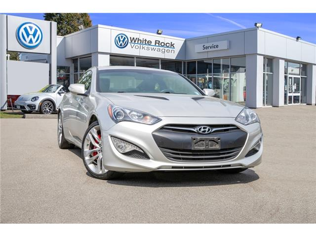 2013 Hyundai Genesis Coupe 3.8 GT (Stk: VW0948) in Vancouver - Image 1 of 19