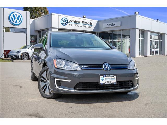 2016 Volkswagen e-Golf SE (Stk: VW0949) in Vancouver - Image 1 of 27