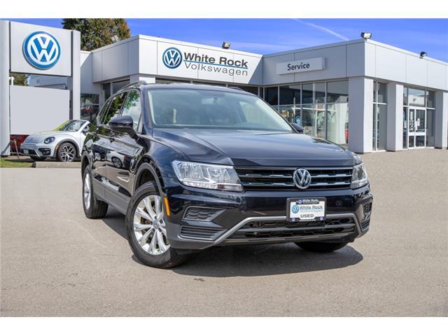 2019 Volkswagen Tiguan Trendline (Stk: VW0951) in Vancouver - Image 1 of 23